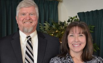 INTRODUCING OUR NEW PASTOR: PASTOR GEORGE GLAZE