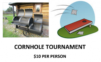 FATHER'S DAY FUNDRAISER PIG ROAST AND CORNHOLE TOURNAMENT