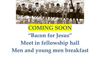 Bacon for Jesus